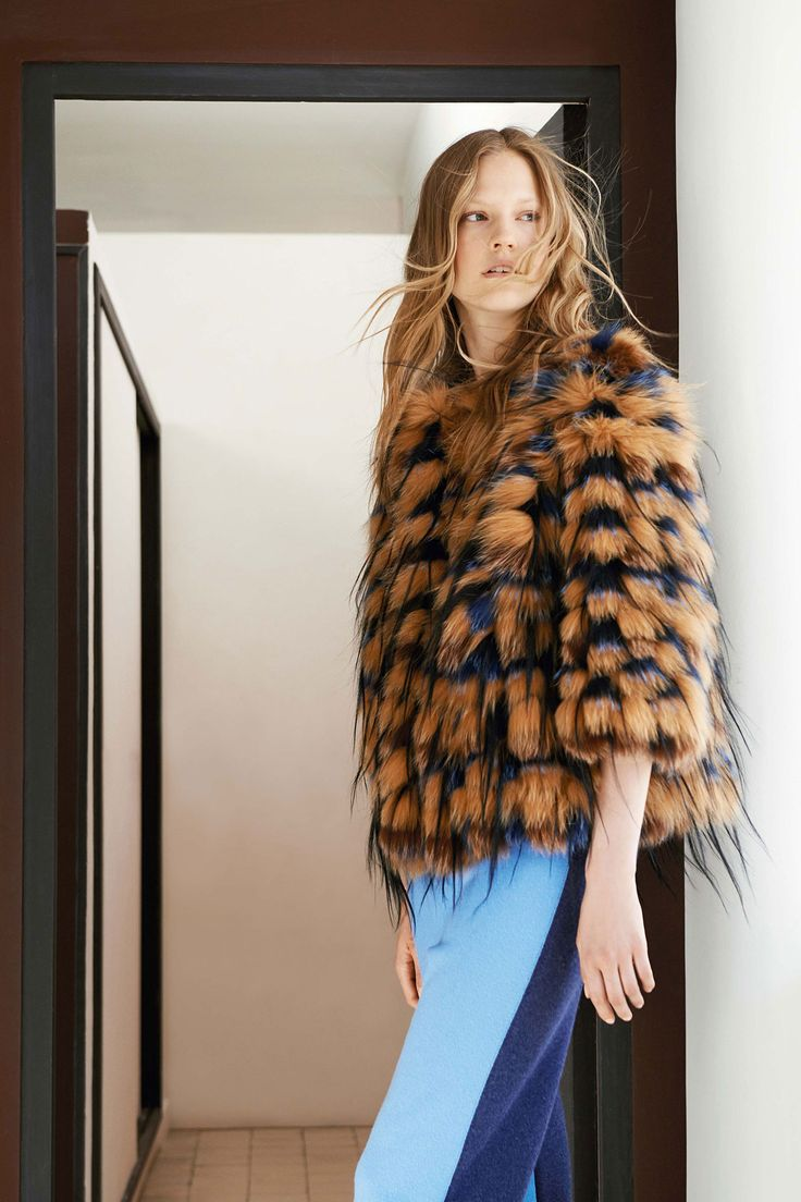 Can't Top These Coats and Jackets - Chloe Resort 2015