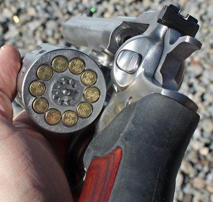 Ruger GP100 in .22 LR