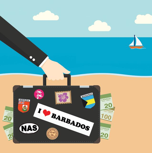 What they say vs. what they do: Canada's real position on tax havens | National Union of Public and General Employees
