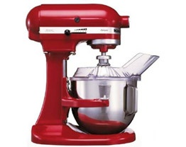 KitchenAid Stand Mixer - red
