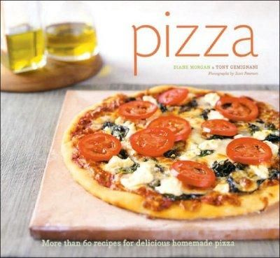 If you love pizza (and who doesn't?), you'll also love this cookbook that reveals how easy it is to make it at home. Thick crust, thin crust, on the grill, kid-friendly, quick and easy, and even as de