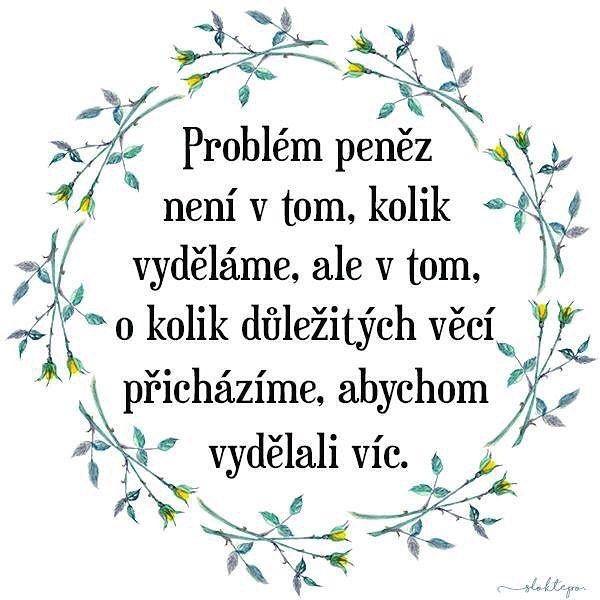 Pokud se chceš cítit bohatý, tak spočítej všechny dary, které už máš, a které se za peníze nedají koupit. Krásný začátek pracovního týdne ☕ #sloktepo #motivacni #hrnky #miluji #citaty #kafe #inspirace #mujsen #mujzivot #mojevolba #domov #darek #dokonalost #dobranalada #stesti #laska #pozitivnimysleni #czech #prague #czechboy #czechgirl