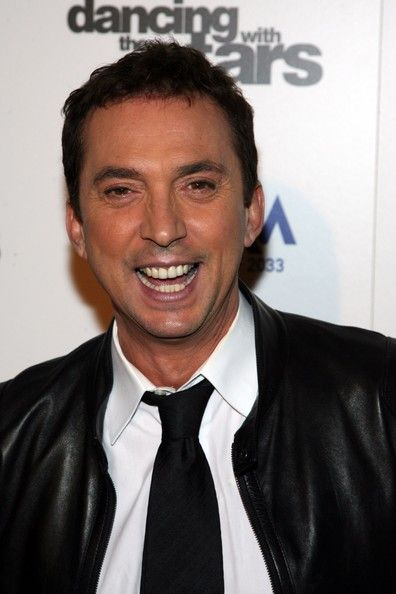 Bruno Tonioli - Judge on DWTS - its funny/amusing to watch him critique a dance. he's just so passionate and filled with emotion he almost always can't control