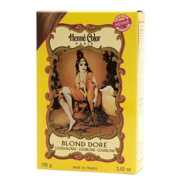 Colorante cabelo em pó blond dore - 5,53€