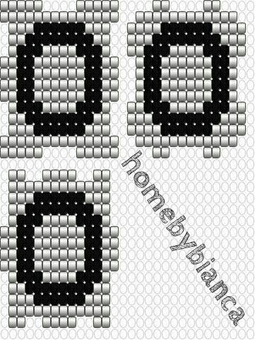 Hama hama beads hamaperler bogstavklodser letter cubes diy free patterns