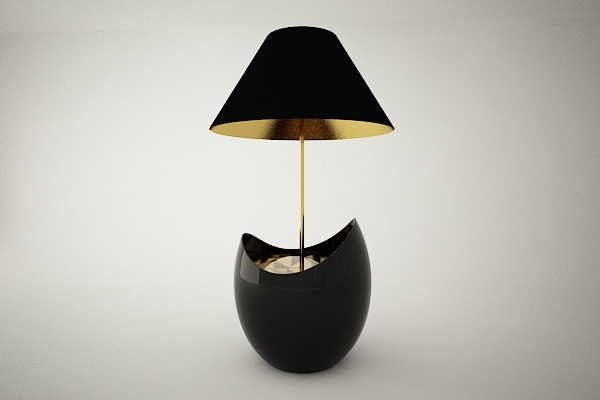 DARKLIGHT lamp