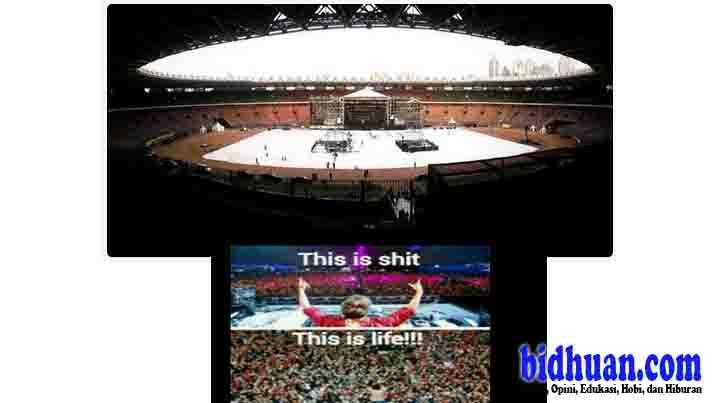 Twitwar Beralih ke #SaveGBK dan PSSI akibat Konser One Direction