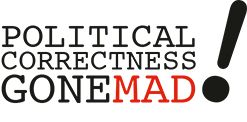 Political Correctness Gone Mad Logo