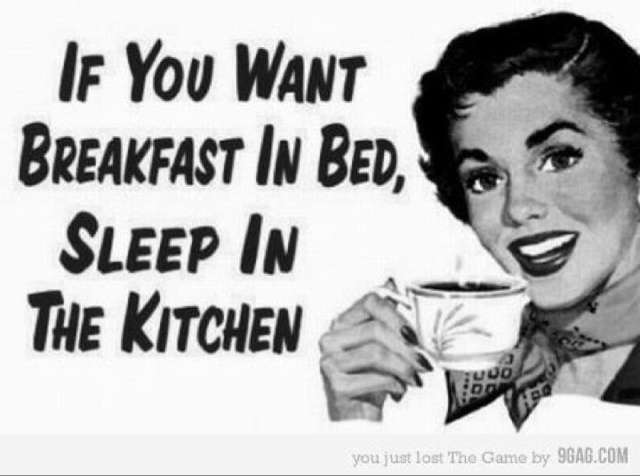 .Thoughts, Breakfast In Beds, Go Girls, Vintage Kitchens, Funny Stuff, Humor, Sleep, Love Quotes, True Stories