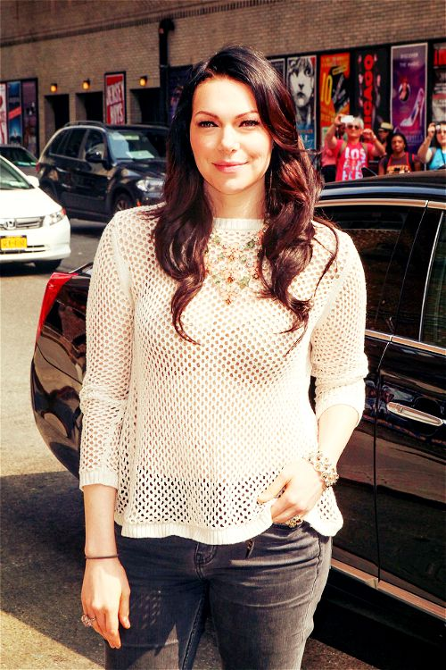 #LauraPrepon My Favorite Actress Right Now #AlexVause