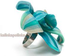 Кольцо из полимерной глины своими руками