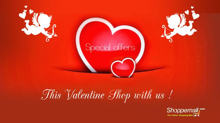 Valentine Offers  www.shoppemall.com #OnlineShopping #ValentineDay #Gifts
