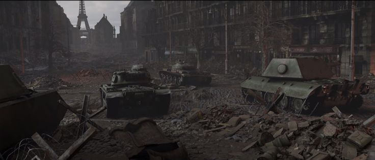 Making of World of Tanks: Rubicon X by Realtime UK  | CG Daily News