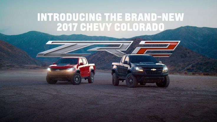 Brand-New 2017 Chevy Colorado ZR2