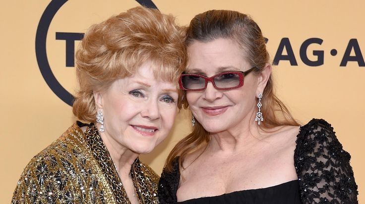 Debbie Reynolds, Carrie Fisher's mother and Singin' in the Rain' star, dies at 84