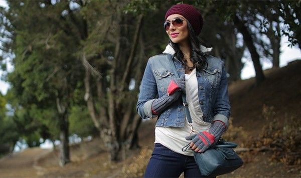 Fashion trends in denim jackets that never go out of style