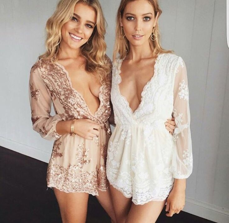 girly rompers