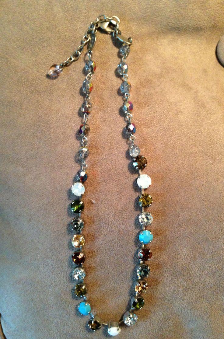 Sabika look necklace - Sabika Opportunity Tour Baltimore Give Away