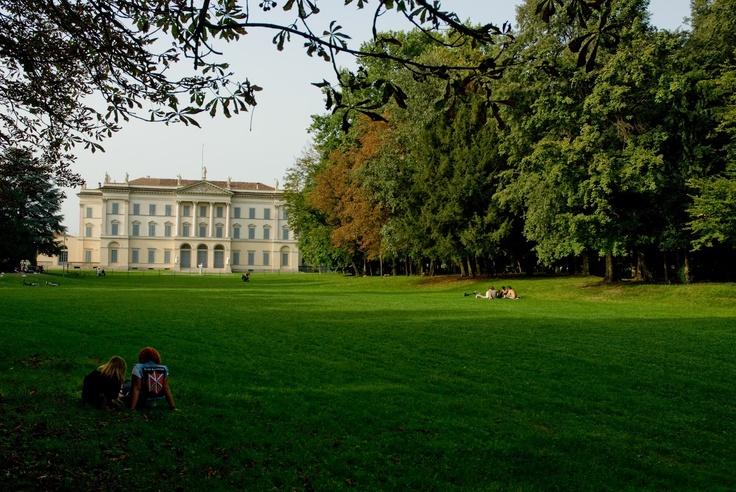 Villa Tittoni's historical garden - ReGiS  (Brianza's Historical Gardens Network) http://www.retegiardinistorici.com/ Desio Brianza Italy