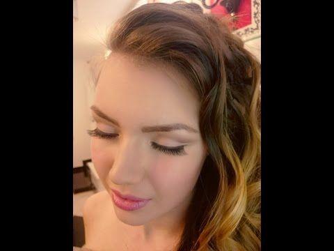 Романтический макияж - YouTube