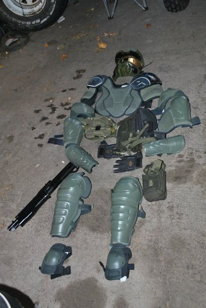 Master Chief for Tweens on the UBER cheap!