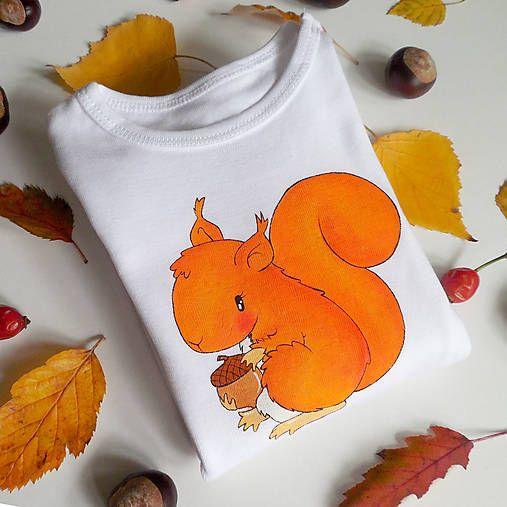 Da_Linka / Body veverička