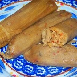 Tamales - with your crockpot's help! - Mrs Happy Homemaker