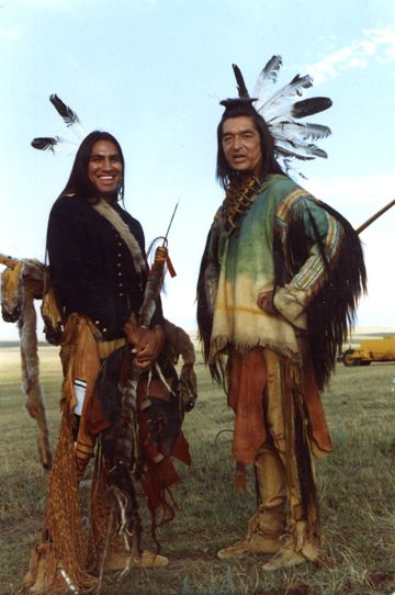 """This is from """"Dances with Wolves""""... a favorite movie of mine!!"""