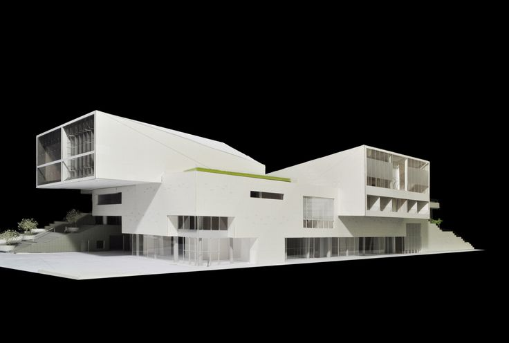 Gallery - Fumihiko Maki Commissioned to Design China's First Design Museum - 3