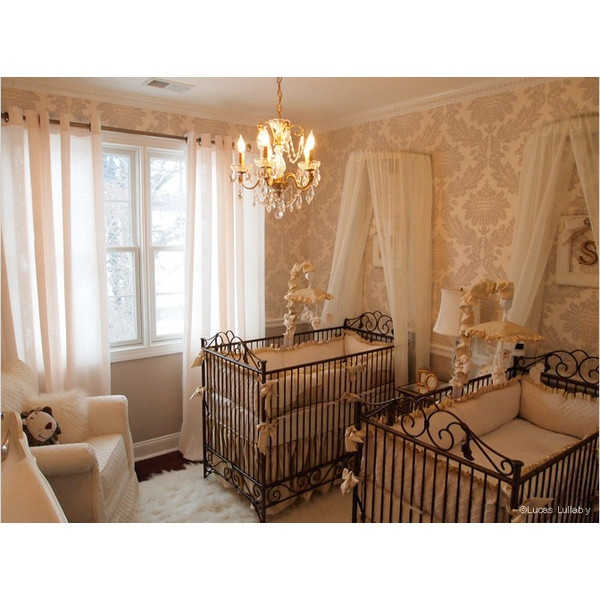 Thoughtfully Designed Baby Room Nursery