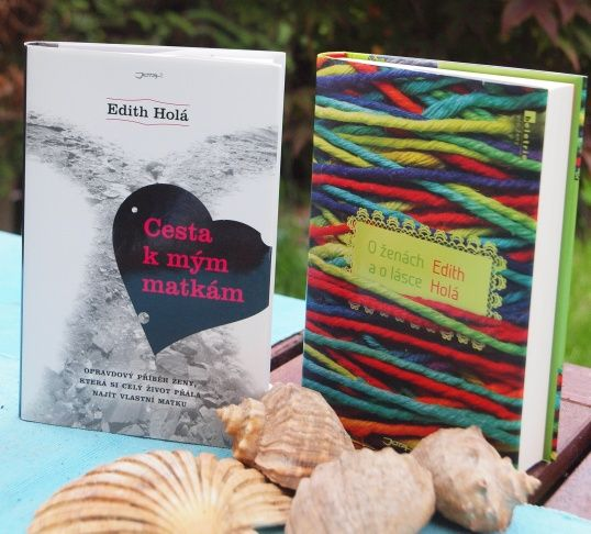 "my books - first novel: ""Cesta k mým matkám"" (""The road to my mothers"")  Second novel ""O ženách a o lásce"" (About women and about love"" - book is about surogate motherhood)"
