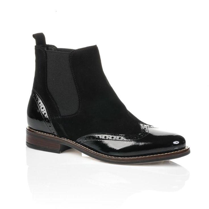 Boots / Bottines femme noir , Besson Chaussures propose un très large choix  de chaussures sur sa boutique en ligne.