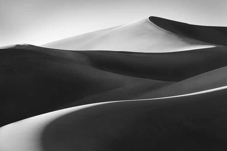 Photograph Curvy Dunes by Sarah Marino on 500px