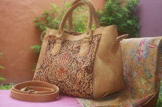 Made from great quality Leather combined with erotic Indonesian Batik  Traditional Culture and Handmade product Limited Product Original Motif