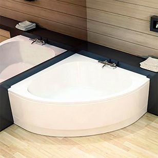17 best ideas about baignoire angle on pinterest baignoire d angle douche - Etagere baignoire angle ...