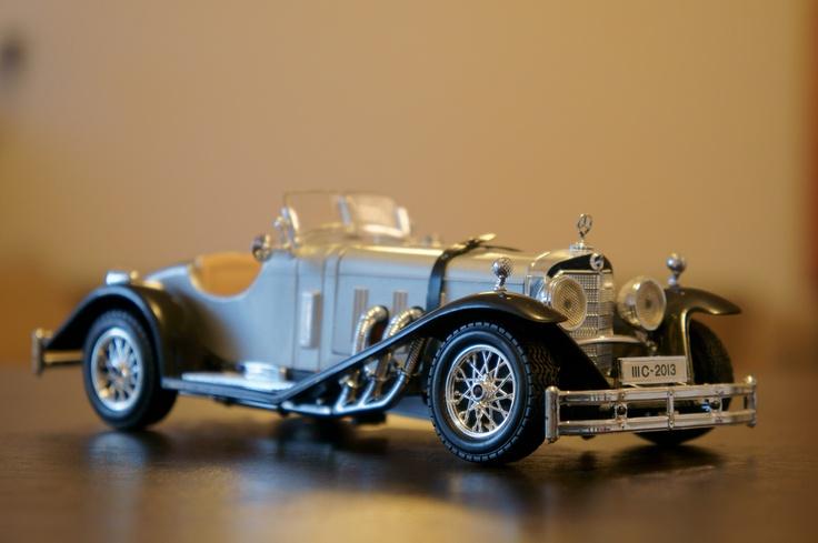 1930 Mercedes Benz SSK