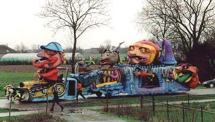 De Bokkendillies 2002 - IJspaleis - Bernhardweg Oijen