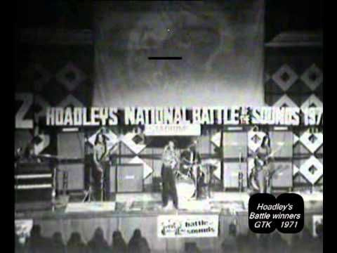 ▶ Hoadley's Battle of the Sounds 1971. Finalists: Fraternity, Sherbet and Jeff St. John. GTK - YouTube