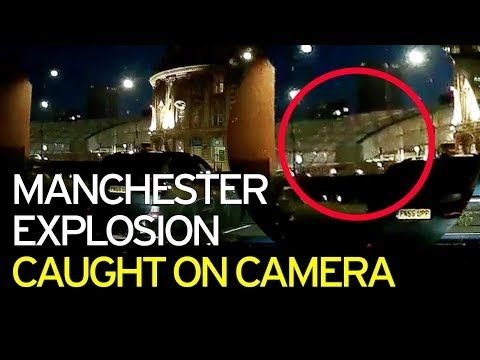 Ariana Grande concert ( Manchester Arena bombing )
