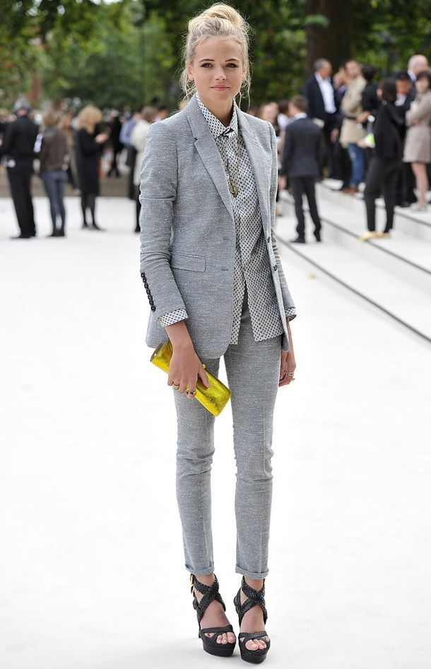 Suits Hot Fashion Trend For 2015
