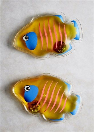 2 Pack Fish Shaped Hand Warmers