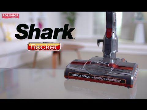 Aspirador de pó Rocket Shark