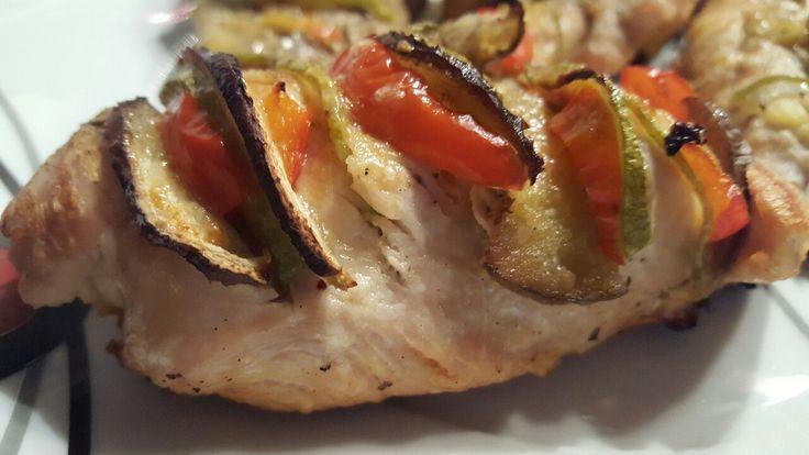 "https://lagraziaintavola.wordpress.com/2016/01/02/petto-di-pollo-in-3d-alla-grazia/ ""Petto di pollo 3D"" Da ""la Grazia in tavola"""