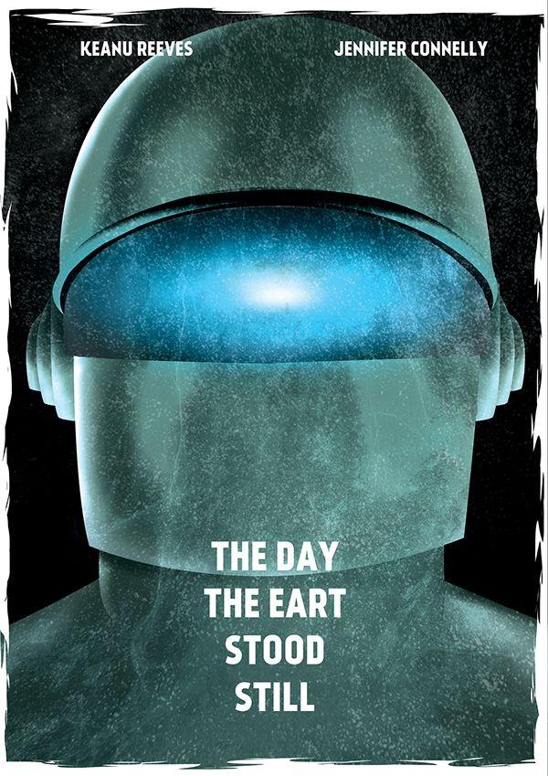 The Day the Earth Stood Still by Ozan Akdogan