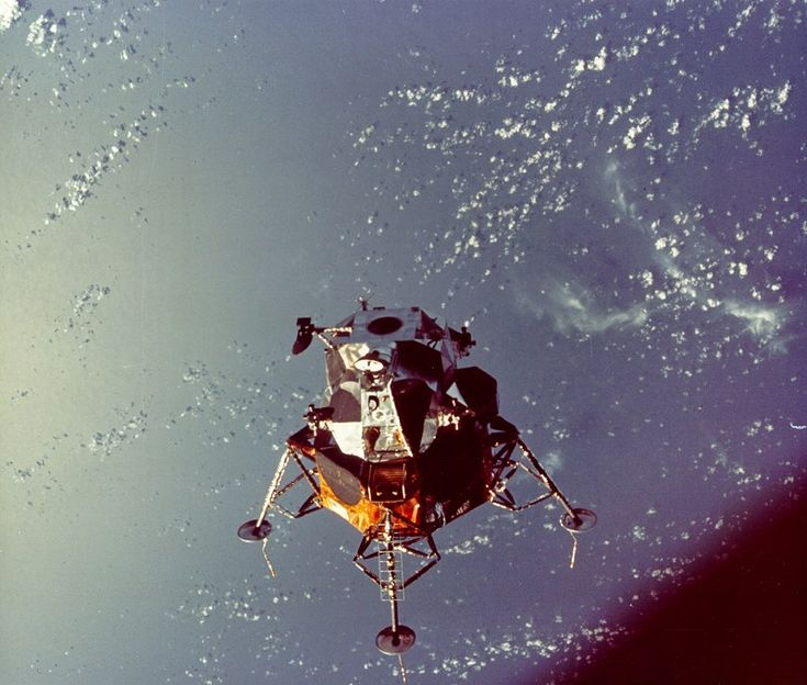when did the apollo space program start - photo #38