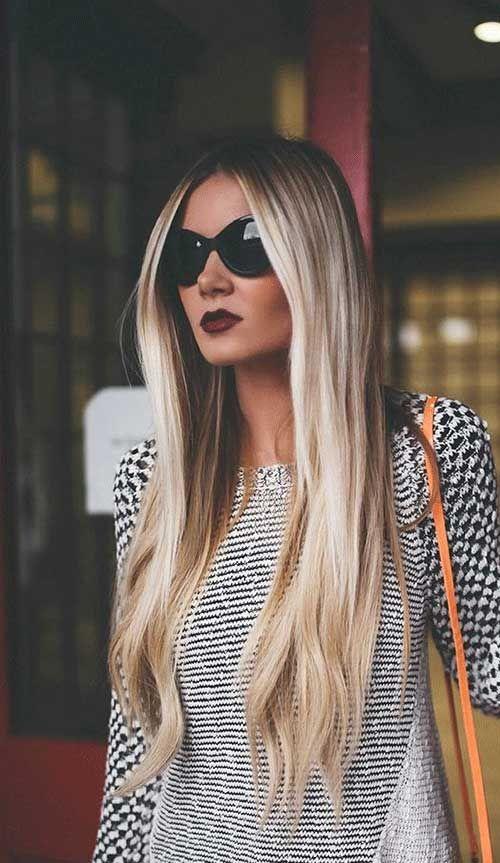Bu yılın rahat saç trendleri...