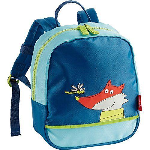 Sigikid Kinder-Rucksack Wiesenfuchs Blau: Amazon.de: Koffer, Rucksäcke & Taschen