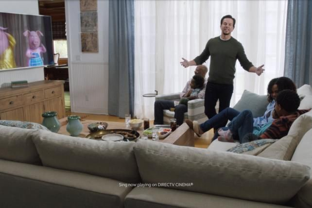 Can Mark Wahlberg's New AT&T Campaign Stem Customer Losses?