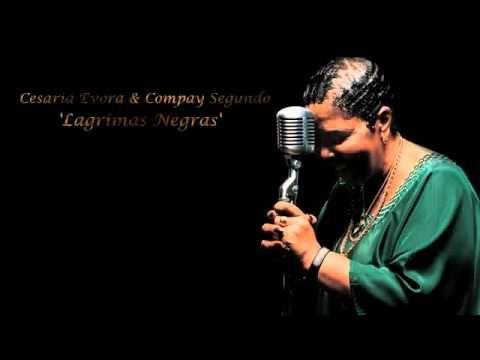 Cesaria Evora & Compay Segundo 'Lagrimas Negras'
