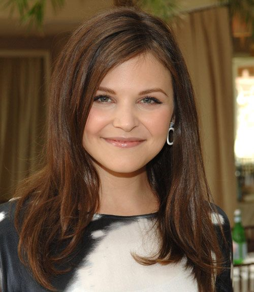 For a style that's nearly blunt but just a tad more natural, add slightly shorter layers towards the inside like Ginnifer Goodwin's.  - GoodHousekeeping.com
